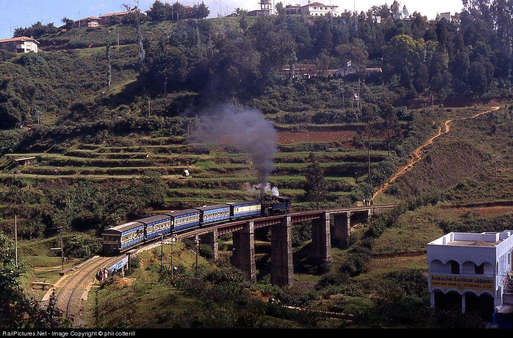 Nilgiri Mountain Railway (Ooty Train) Indian railways