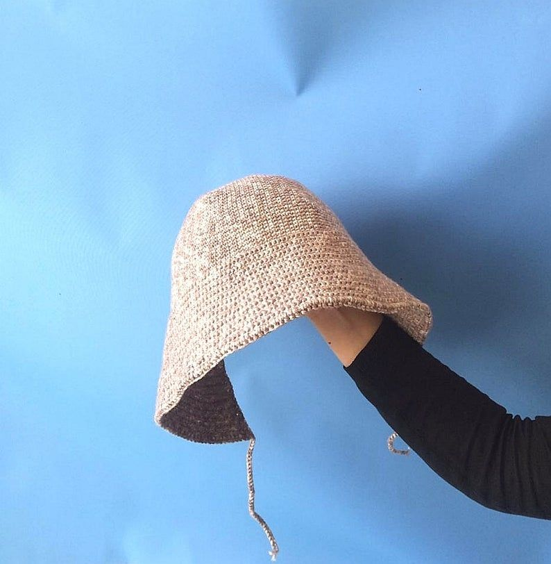 Crochet pattern for Bonnet inspired by Handmaids Tale, Victorian Bonnet, Crochet Victorian Bonnet, Bonnet pattern, Crochet bonnet pattern