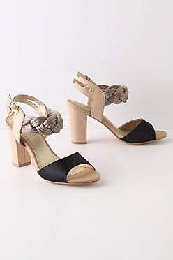 Nola Braid Heels - love these!