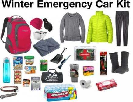 Photo of 34 Ideas Winter Camping Packing List Emergency Kits