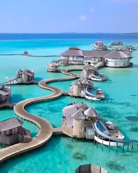 Honeymoon at Soneva Jani in the Maldives