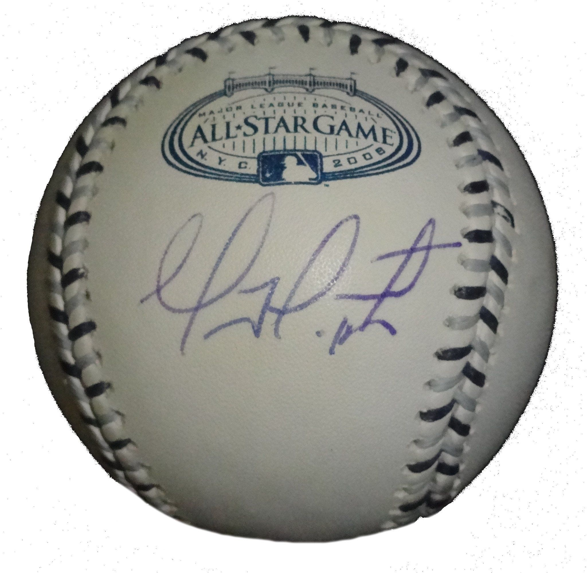 Geovany Soto Autographed Rawlings 2008 MLB All Star Game