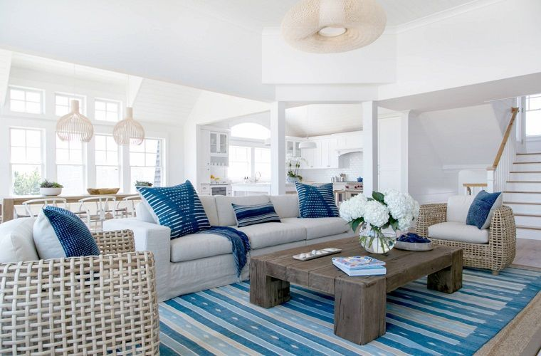 101 Beach Themed Living Room Ideas In 2020 Coastal Living Rooms