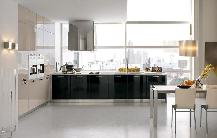 cocinas elegantes bonitas5 Diseños de Cocinas Modernas cocina - cocinas elegantes