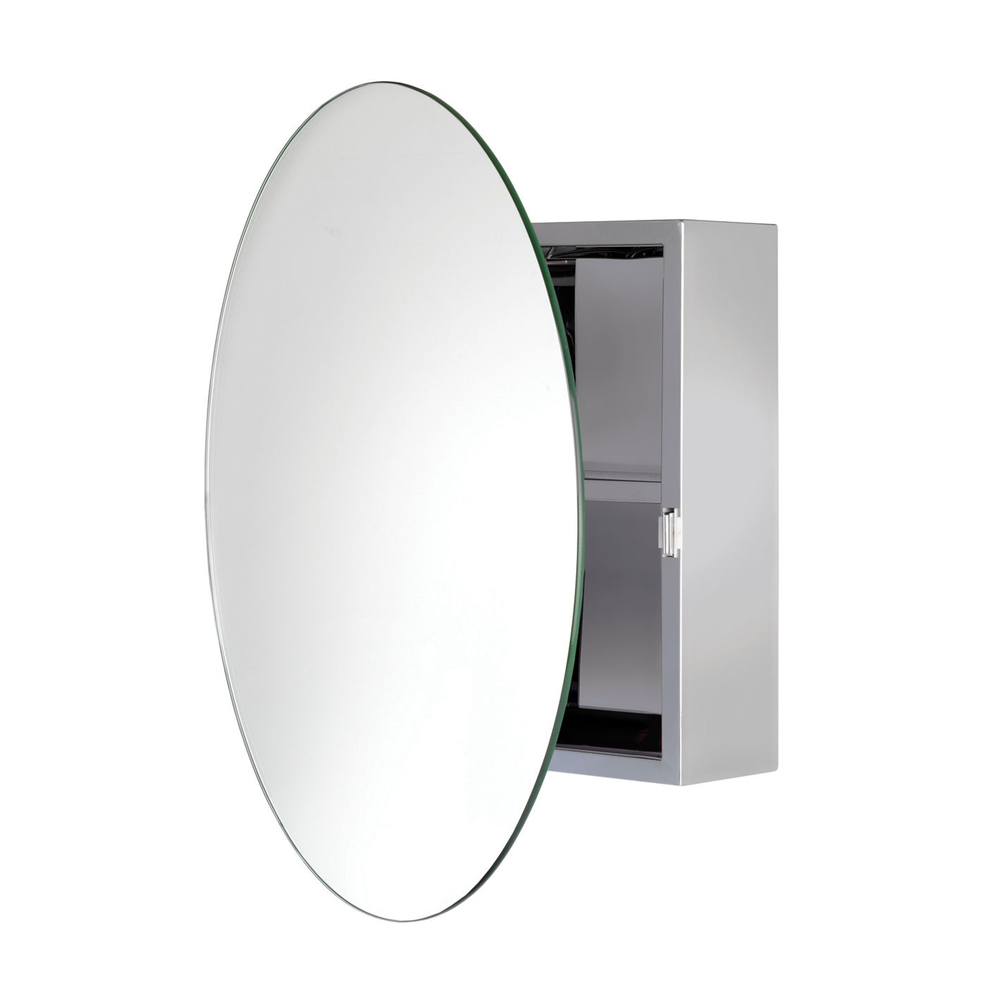 Croydex Wc836005yw Severn Circular Mirror Cabinet Mirror Cabinets Bathroom Mirror Cabinet Round Mirror Bathroom