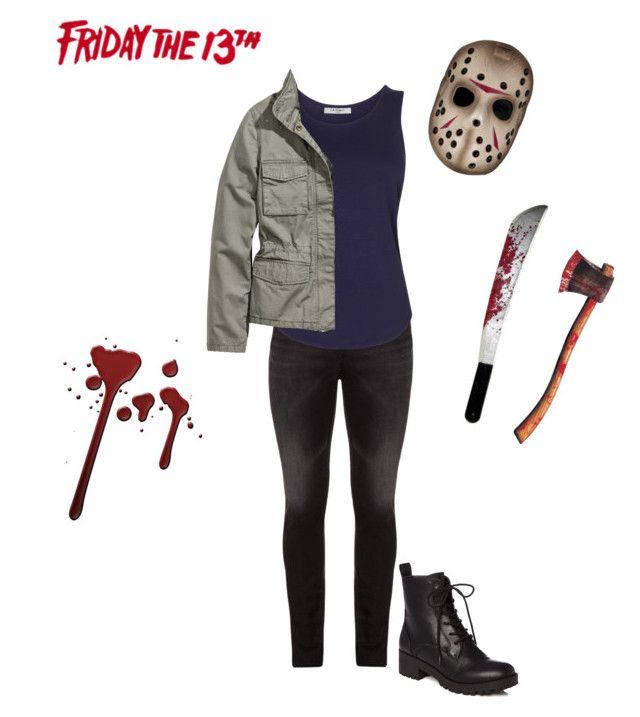 "2014 Halloween Mdse Sightings In Stores: ""Female Jason Voorhees (Friday The 13th) [Cosplay"