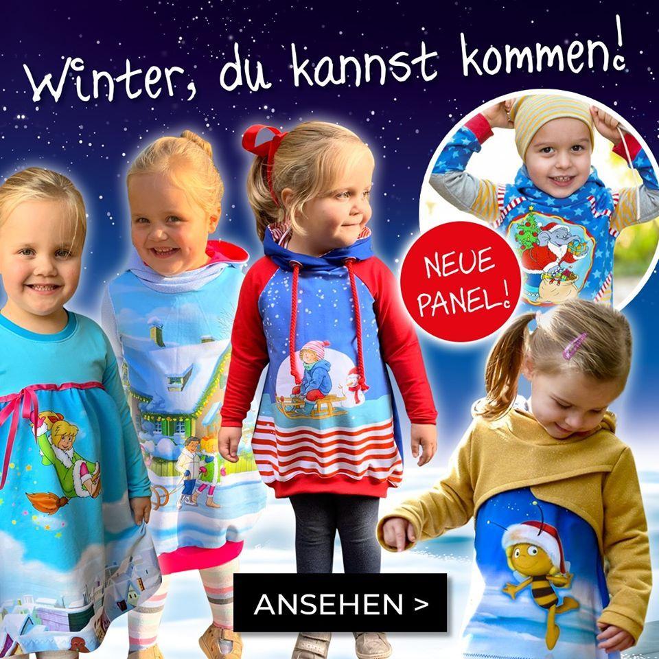 Winter Du Kannst Kommen Kinder Dieser Welt Kinderfarben Bibi Und Tina