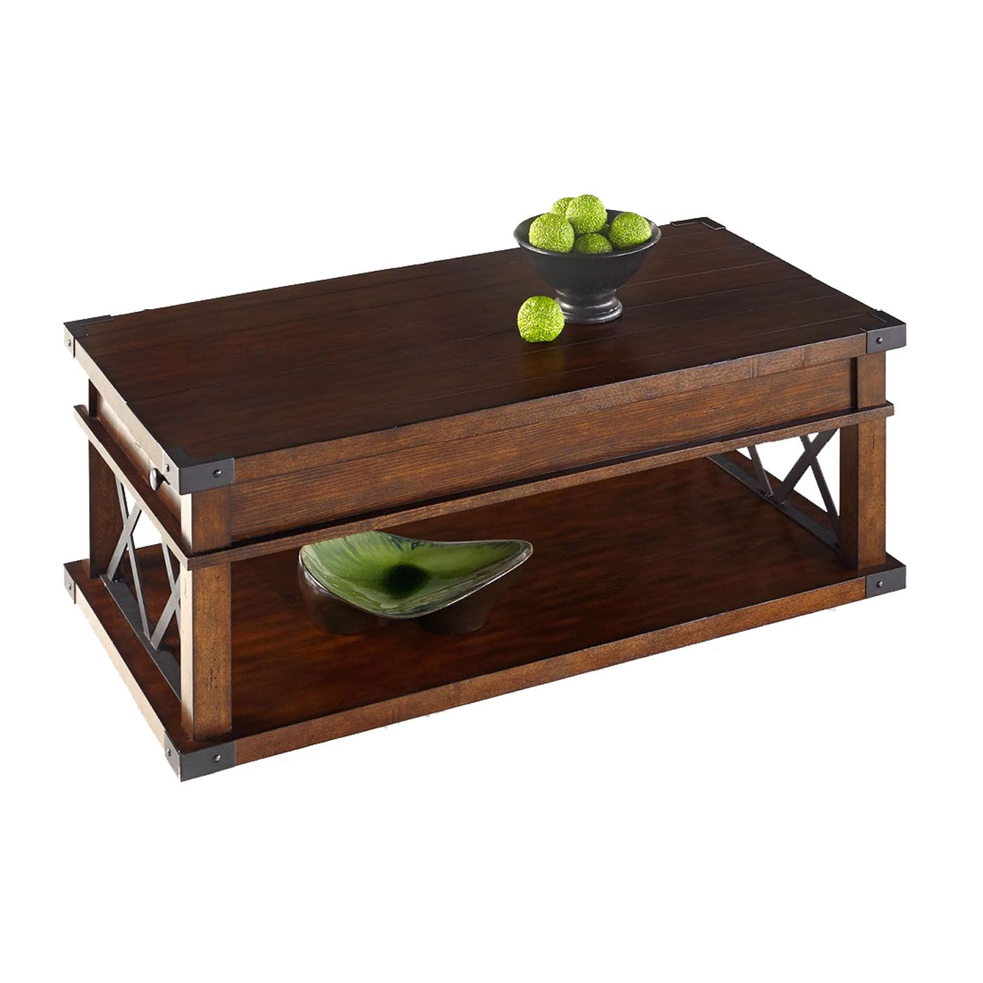 Progressive Furniture P527 15 Landmark Castered Lift Top Cocktail Table Solid Coffee Table Progressive Furniture Coffee Table [ 1400 x 1400 Pixel ]