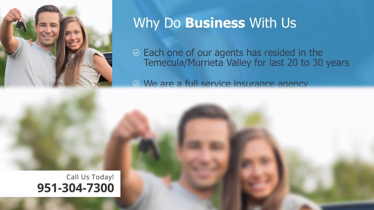 Auto Insurance Temecula Ca 951 304 7300 Car Insurance Temecula Insurance