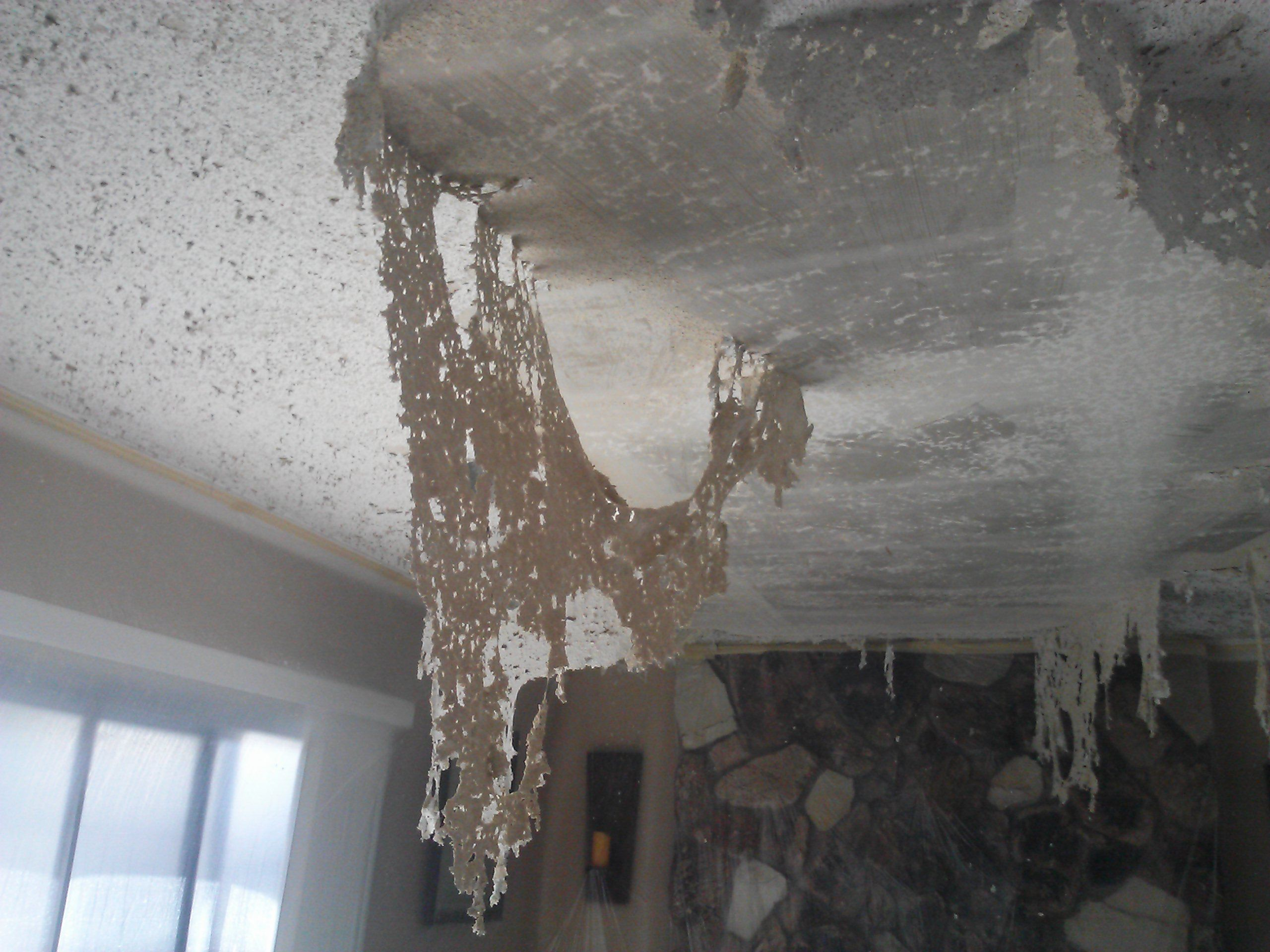 The Average Cost For Popcorn Ceiling Removal Ranges From 100 Per