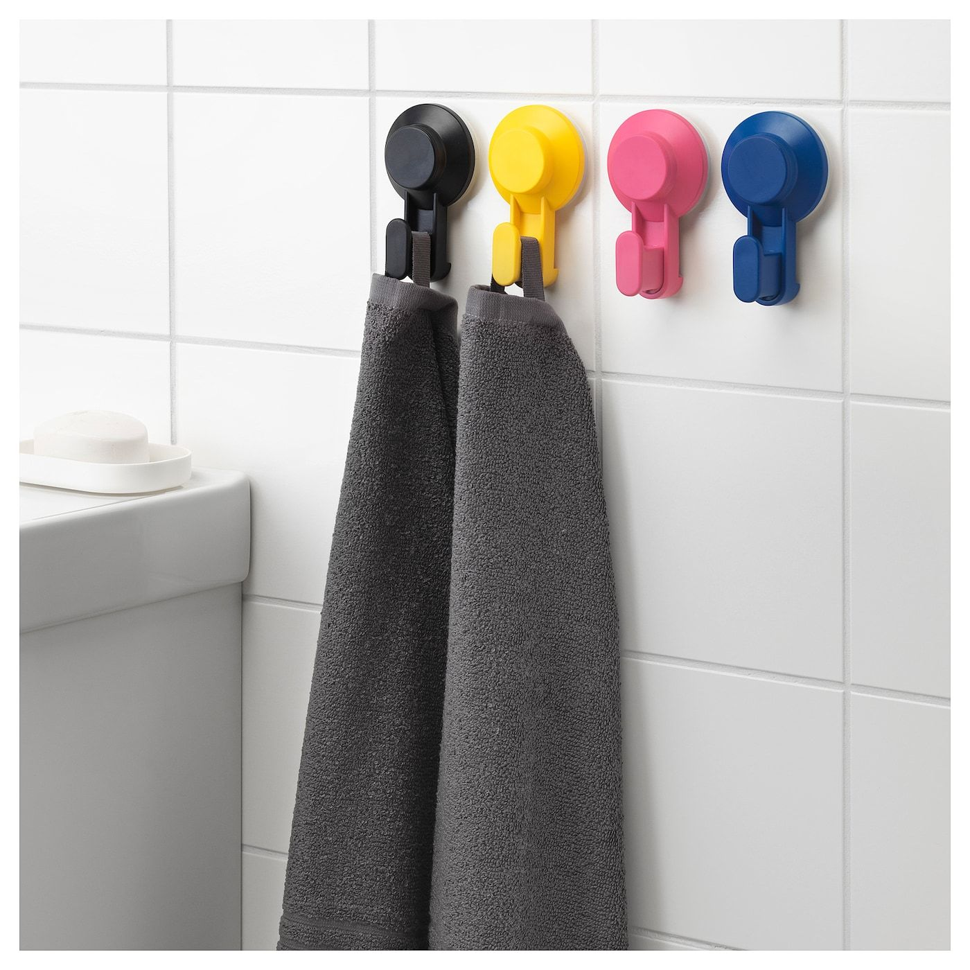 Ikea Tisken Haken Mit Saugnapf Ikea Farben Spiegelglas