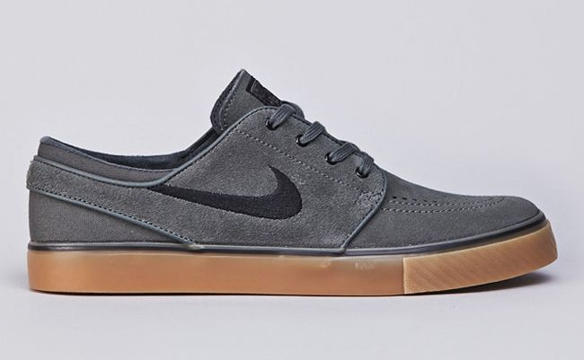"Nike SB Zoom Stefan Janoski ""Dark Grey Base & Gum"""