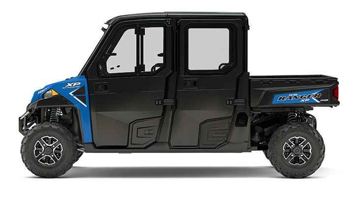 New 2017 Polaris Ranger Crewa Xp 1000 Eps Northstar Hvac Edition Atvs For Sale In Texas Industry Exclusive Heating Polaris Ranger Crew Polaris Ranger Ranger