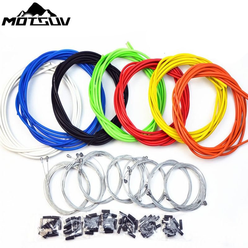 Bicycle Cable sets Housing Cable Hose Kit Brake Shifter For Sram ...