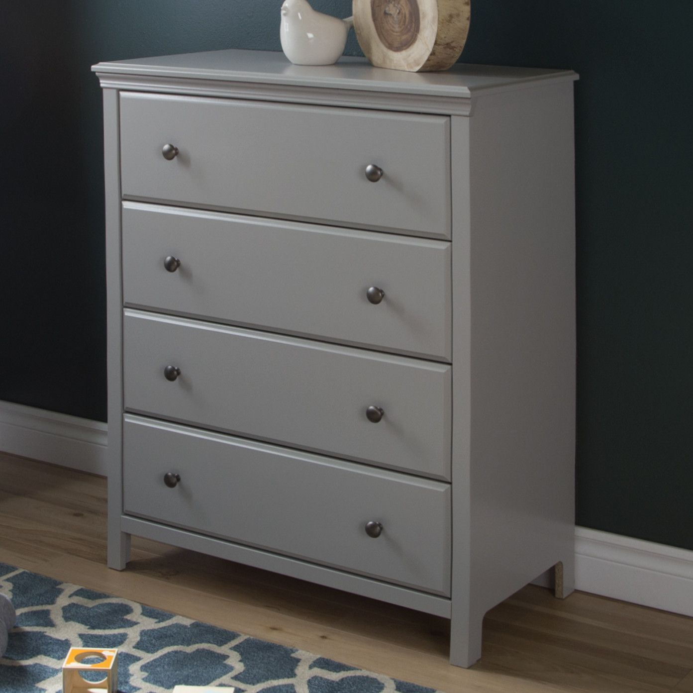 South Shore Cotton Candy 4 Drawer Chest Kids Dressers Changing Table Dresser Dressers And Chests [ 1393 x 1393 Pixel ]