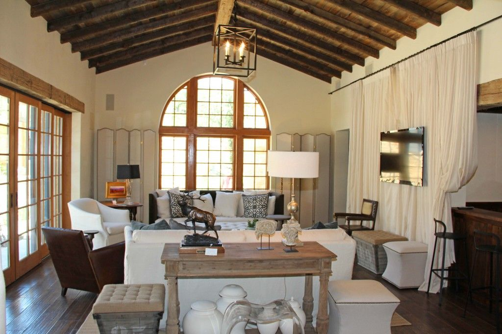 Family Room · 2011 Southern Living Idea House