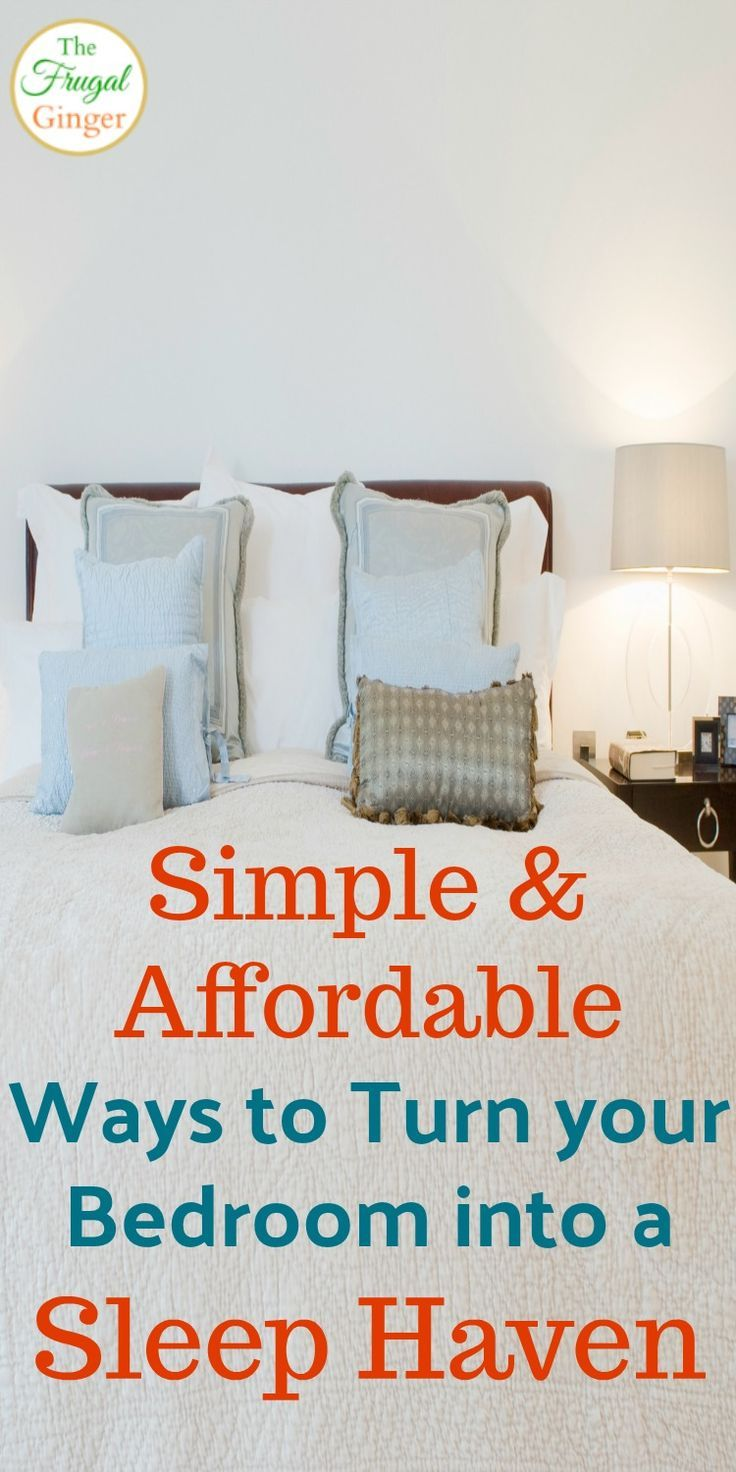 turn your bedroom into a sleep haven simple and on better quality sleep with better bedroom decorations id=99509
