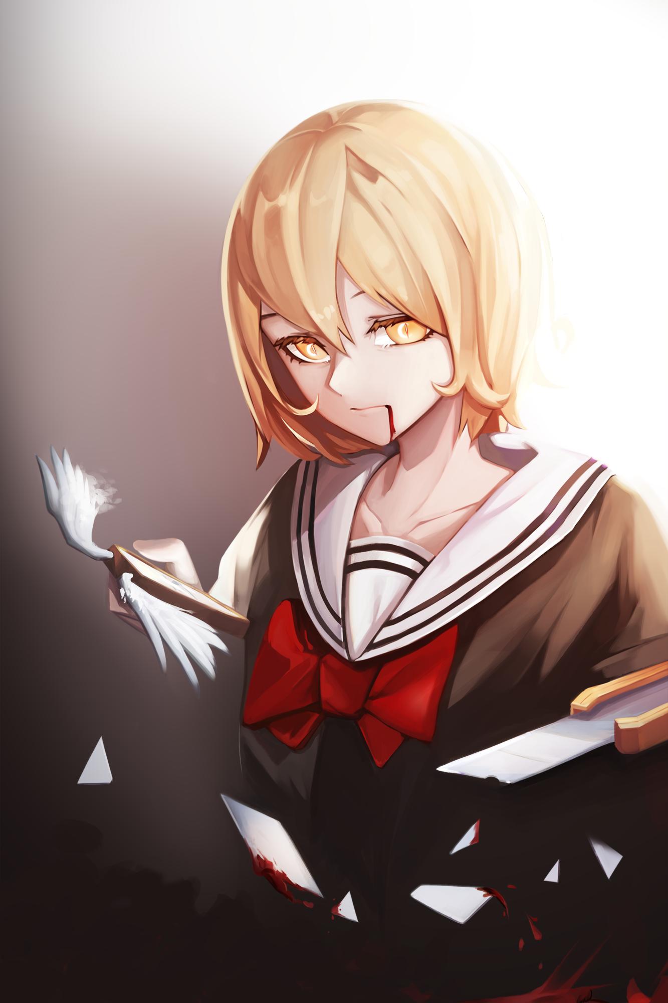 Lấy = Follow 💋 [ Tiểu Bất Điểm ] Anime chorando, Anime