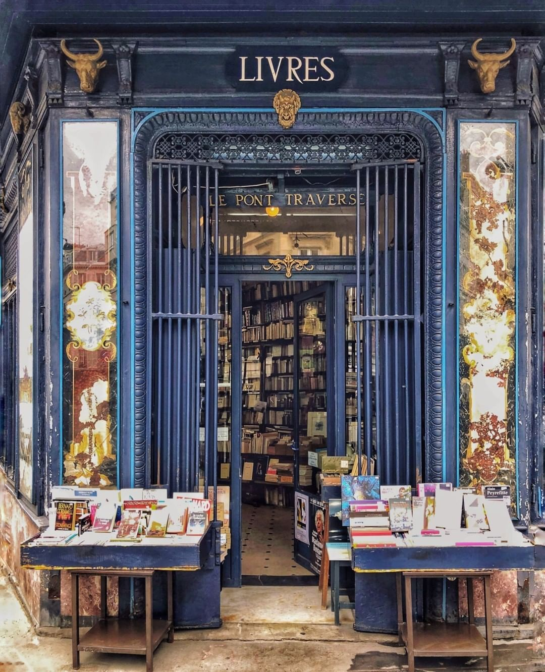 11 Beautiful Bookstores In Paris Every Book Lover Should Visit