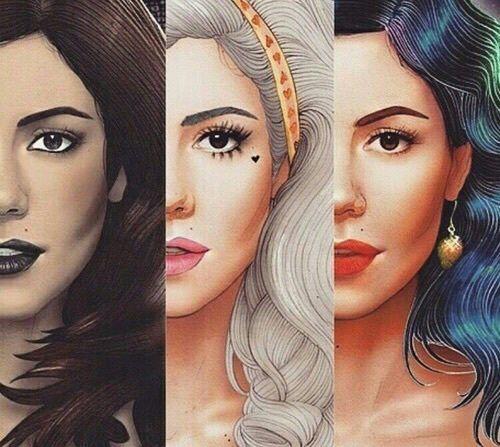 Marina And The Diamonds Froot Electra Heart Bild