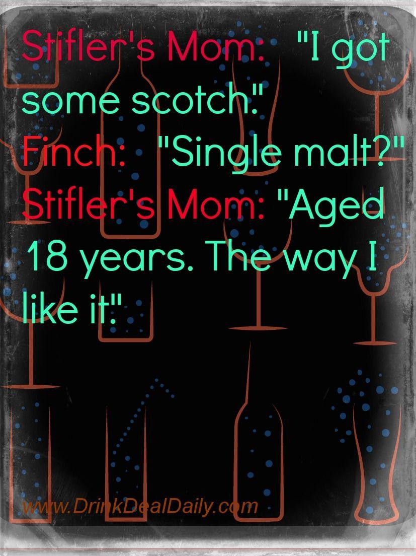 stifler finch mom