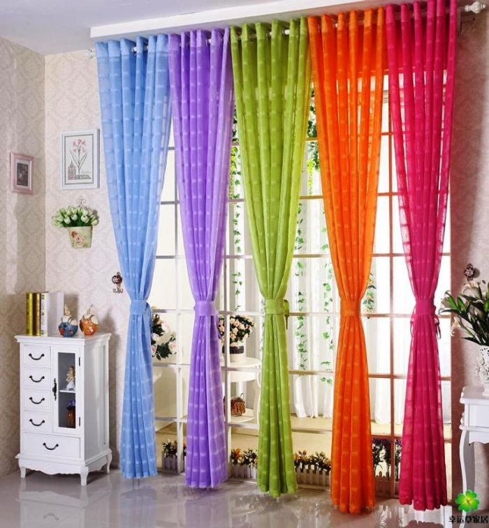 Magnificient Smooth Colorful Curtain | Cake designs | Pinterest ...