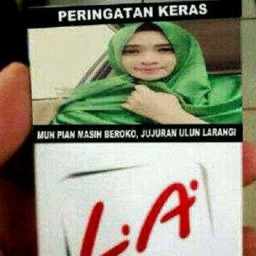 Iklan Rokok Gambar Lucu Lucu Periklanan