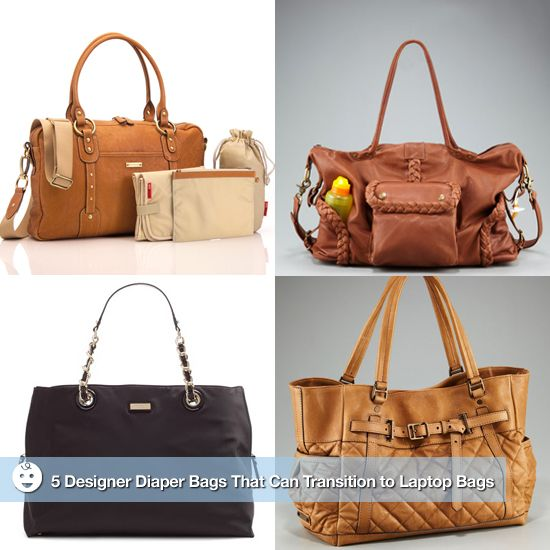 designer baby bag a2lg  5 Designer Diaper Bags That Can Transition to Laptop Bags