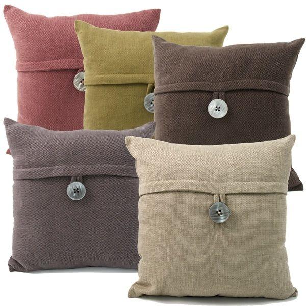 Big Button Cushions - Daniadown
