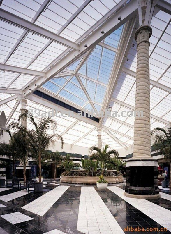 Best Polycarbonate Ceiling Translucent Wall Skylight 400 x 300