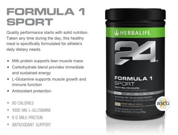 Formula 1 Sport Enough Said Breakfast Of Champions Herbalife Herbalife 24 Herbalife Nutrition