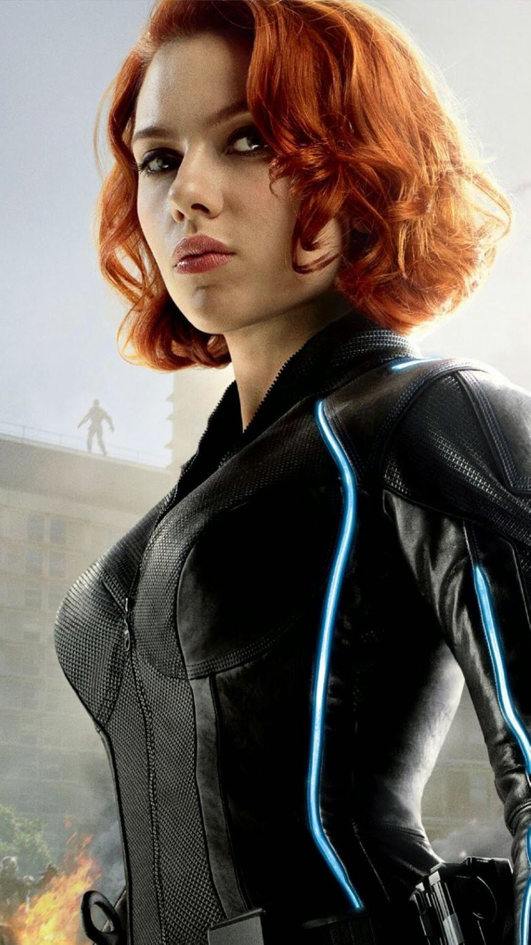Blackwidow Tap To See Avengers Age Of Ultron Apple Iphone