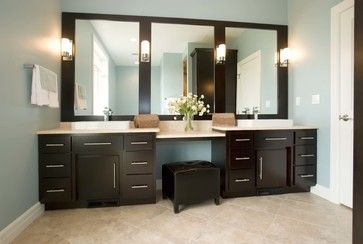 Miraculous Split Vanity Bathroom Remodel Ideas Hacks Diys Interior Design Ideas Skatsoteloinfo