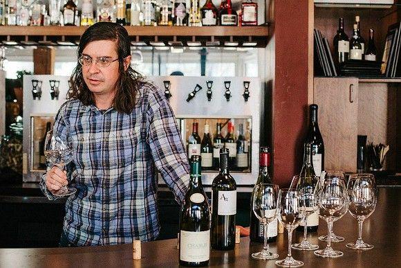 Barry Tunnell, General manager, Tannin Wine Bar \ Kitchen Kansas - bar manager
