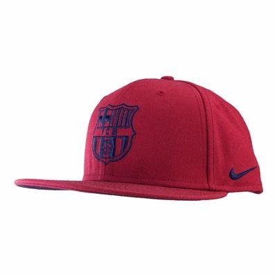 d171ed5cc52 Nike FC Barcelona Snapback - Storm Red