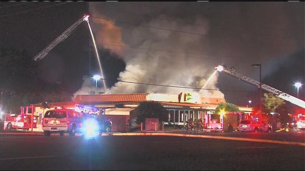 fire marshal olive garden fire an accidentaction news jacksonville news weather - Olive Garden Jacksonville