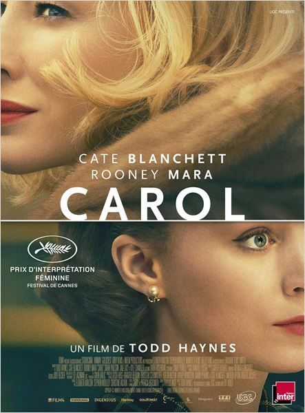 Carol Seriebox Film carol, Film, Affiche