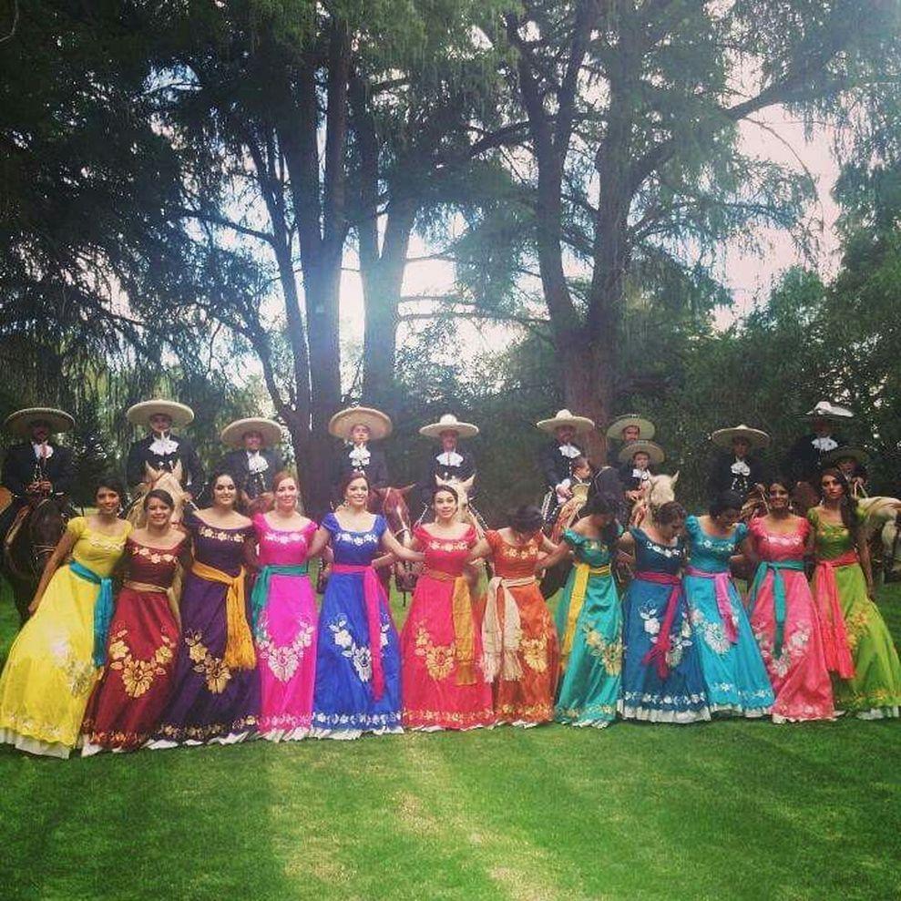 32 Simple And Unique Charro Wedding Dress Ideas