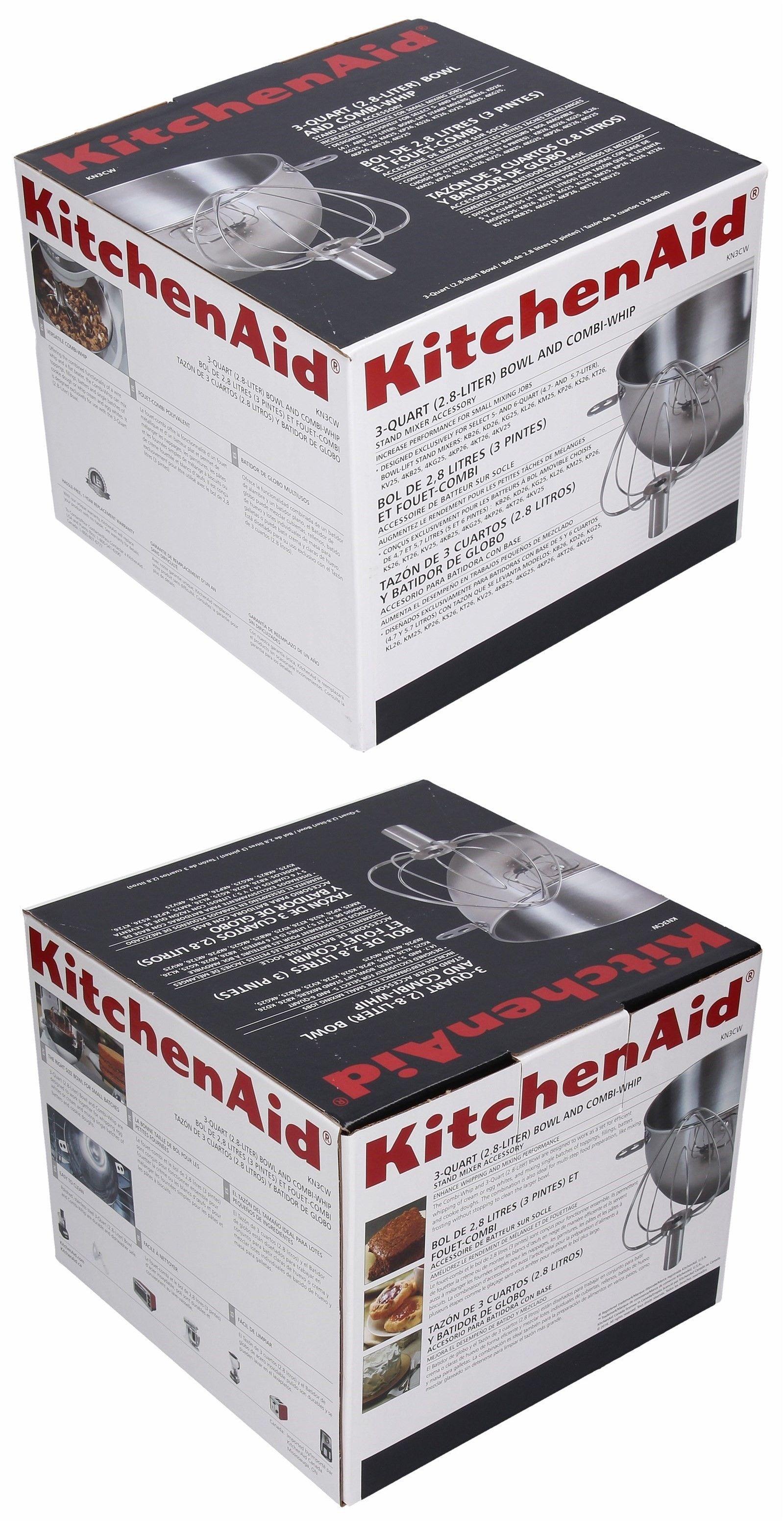 634b7e0252ad6ebffca6edfe8252d9e9 Kitchenaid 3 Qt Mixer Bowl