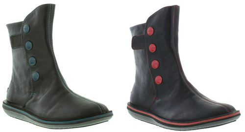 9298da45378dd Camper Boots Genuine 46397 Beetle Boot Womens Leather Shoes Size UK 4 8