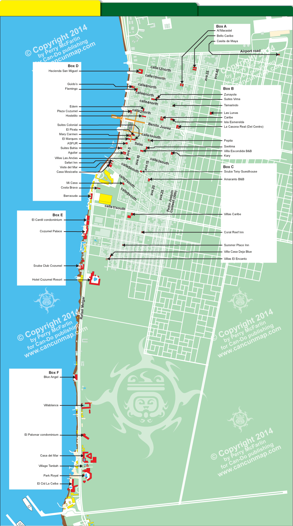 map of hotels in monterrey mexico