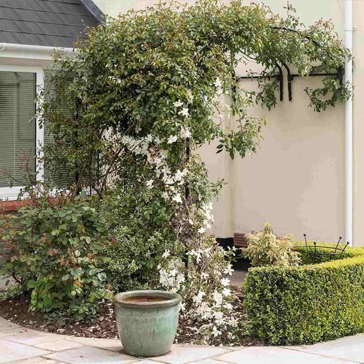 6 styles d\' arche de jardin pour booster la décoration ...