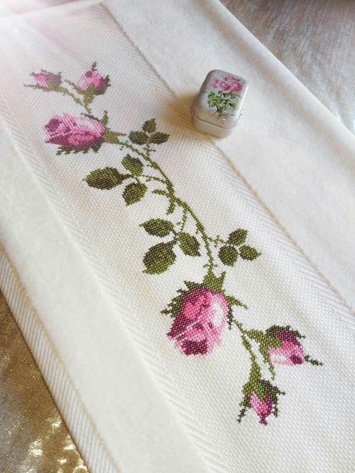 Pin de Ana Farinha en crochet   Pinterest   Punto cruz patrones ...