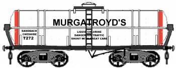 Murgatroyd's chlorine gas tank