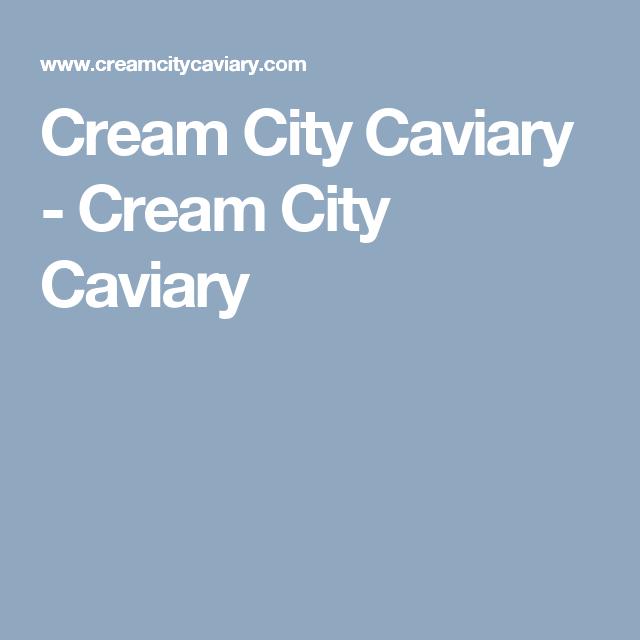 Cream City Caviary - Cream City Caviary