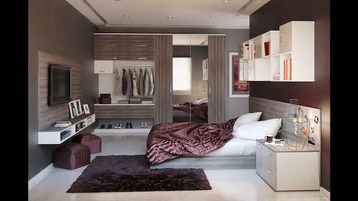 ▷ 1001 + Ideen Für Schlafzimmer Deko   Die Angesagteste Trends Des Jahres |  Schlafzimmer Deko, Wanddeko Schlafzimmer Und Kleine Teppiche