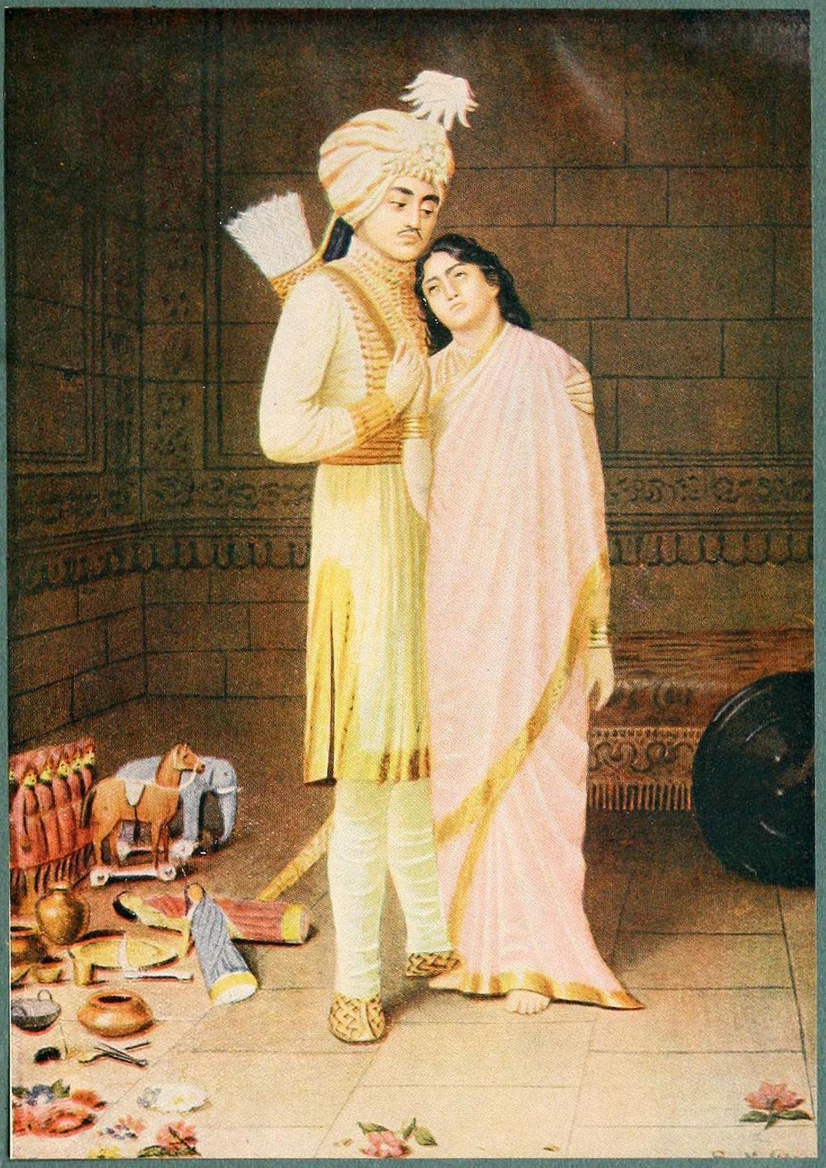 Uttarā (Mahabharata) Wikipedia