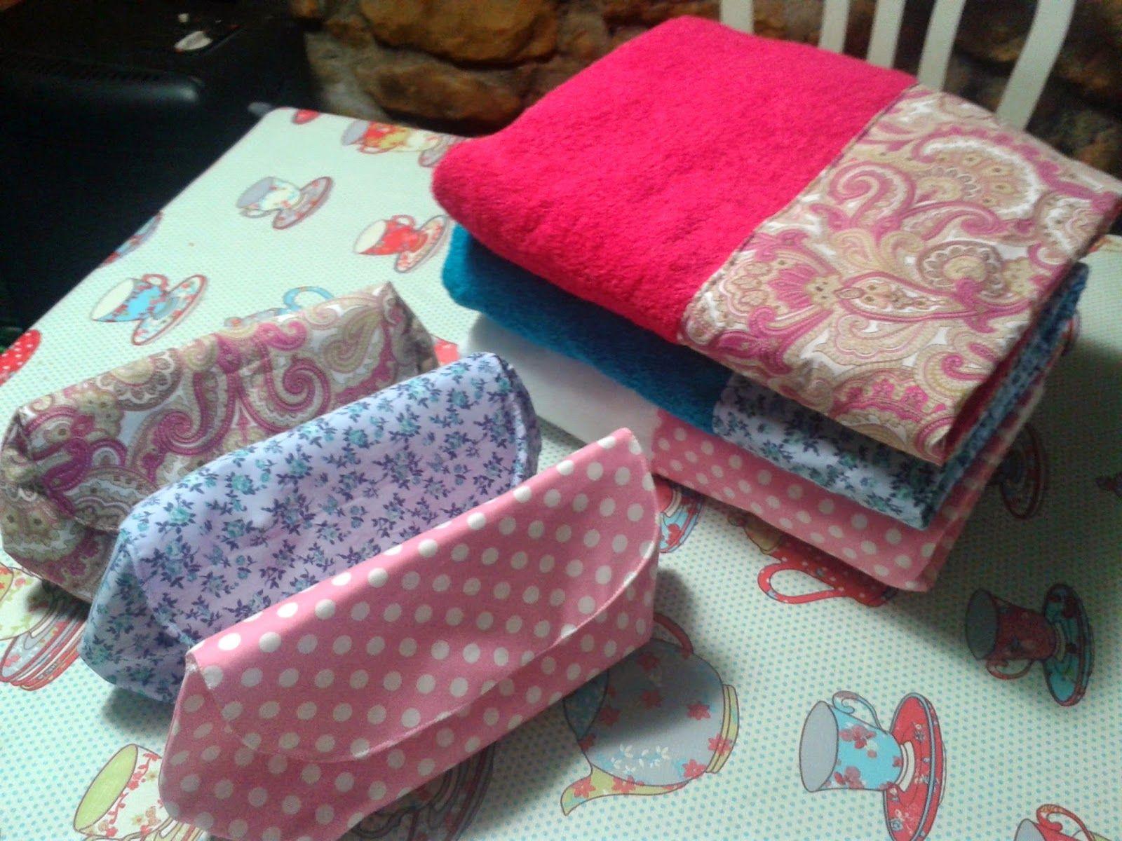 LereleLife: Conjunto toalla + neceser 25€. conjuntalo con un cesto de trapillo forrado o un capazo playero. www.lerelelife.com