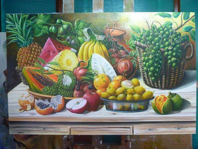 Frutos de mi tierra.
