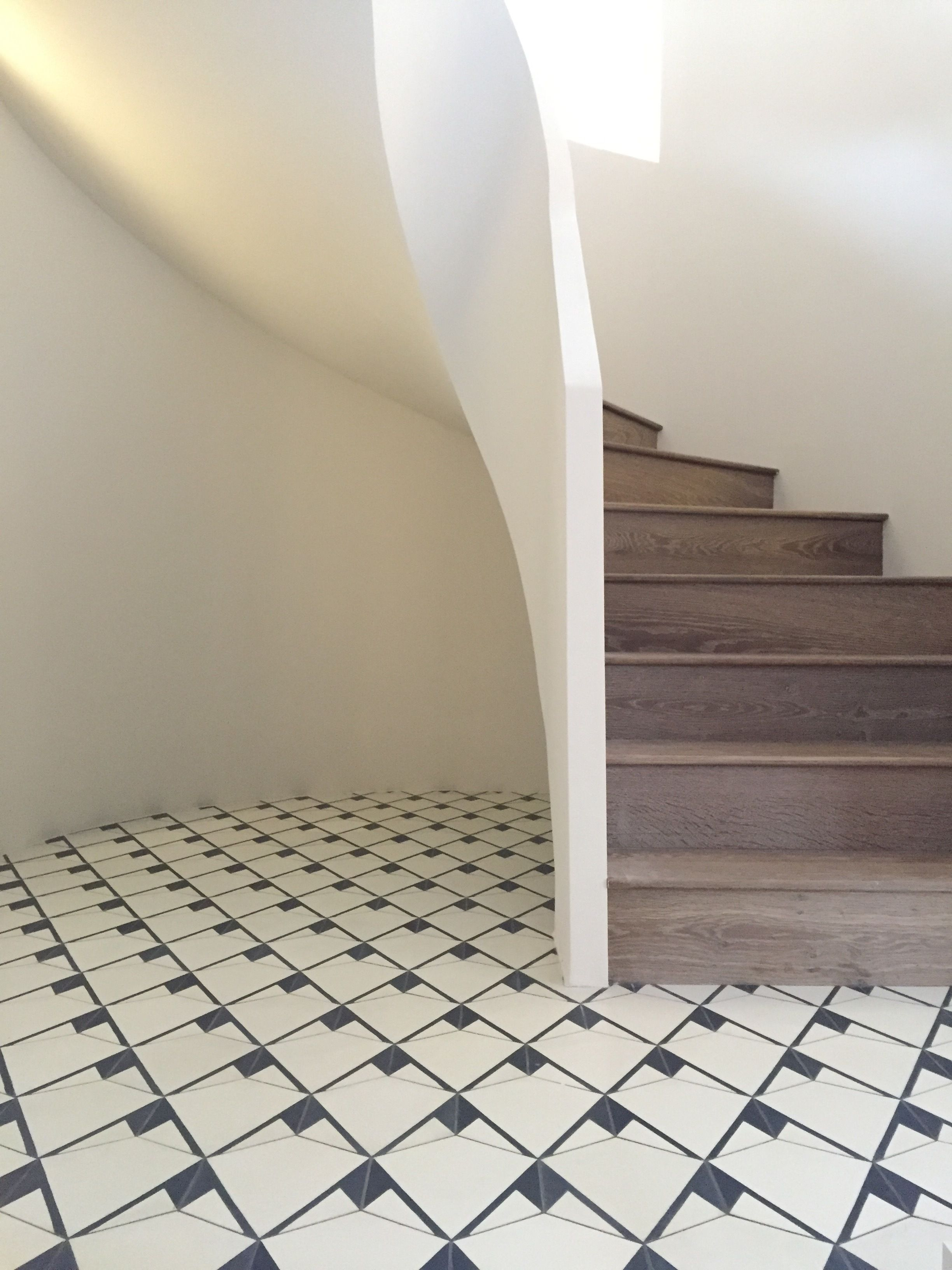 Stunning Staircase Designed By Bridget Reading ID And